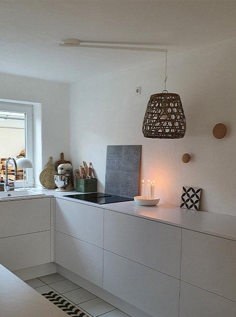 Lightswing Keuken (Single Mat wit)